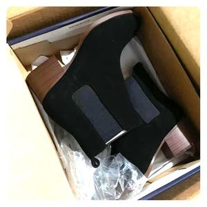 NWT Black Booties size 9